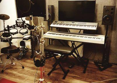 SALA A_RECORDING ROOM